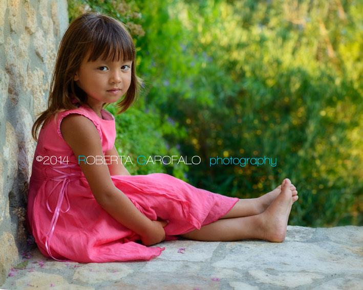Fotografa per Bambini a Roma