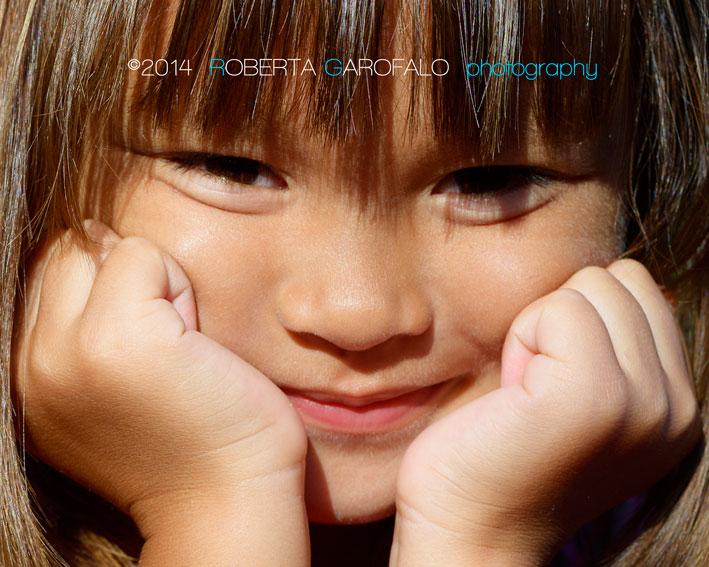 Primo piano di bambina. Roberta Garofalo, Fotografo professionista di Maternità, Neonati, Bambini e Famiglie, Roma