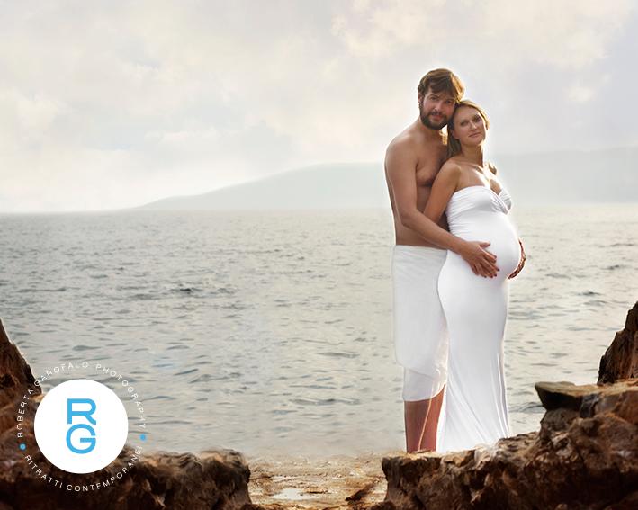 studio fotografico ritratto maternità