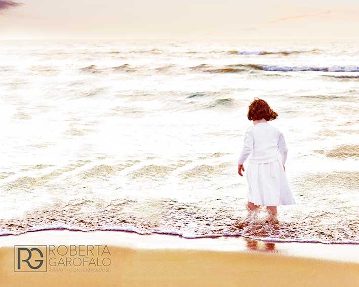 servizio fotografico sulla spiaggia in toscana