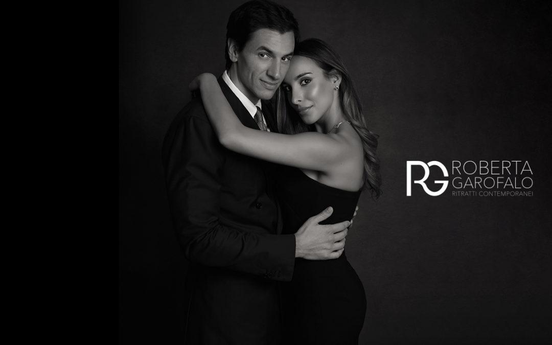 Febbraio: ritratto fotografico di coppia, non convenzionale
